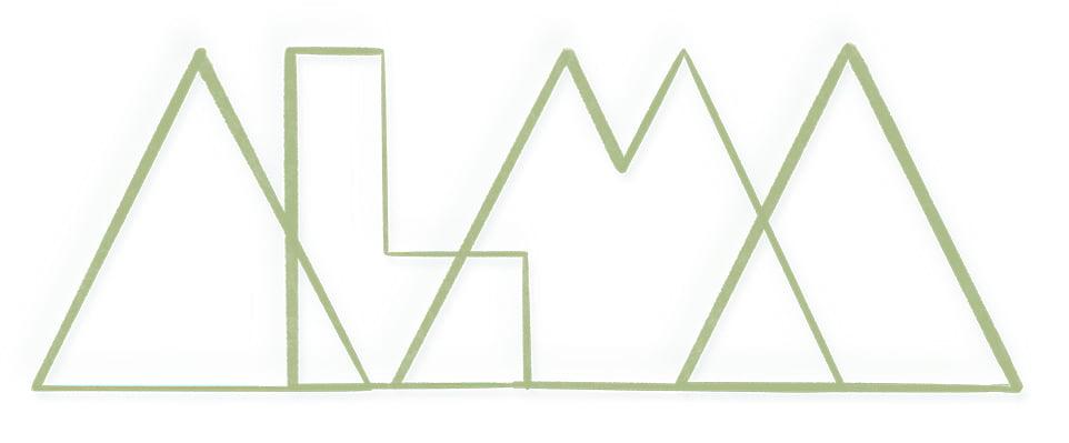 alma colourway logo
