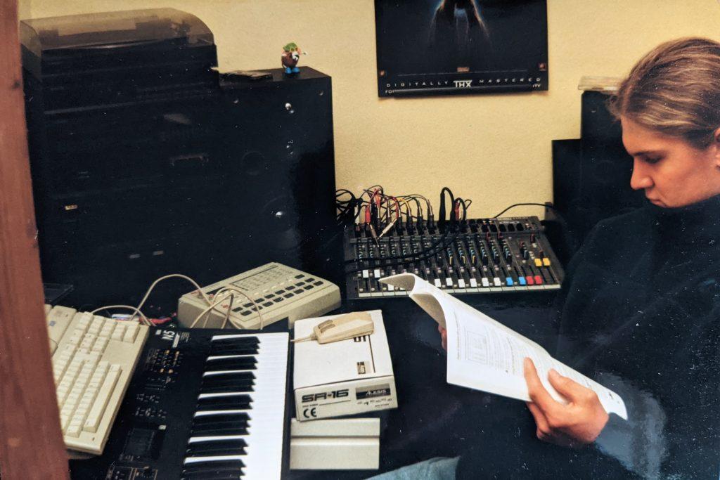 Teenage Jon Loaded for Bear Audio